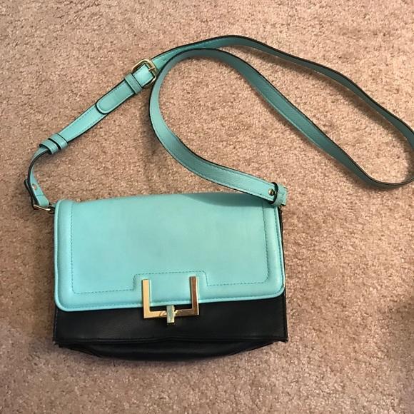 Handbags - Two tone crossbody